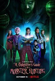 ดูหนังออนไลน์ฟรี A Babysitter's Guide to Monster Hunting (2020) คู่มือล่าปีศาจฉบับพี่เลี้ยง หนังเต็มเรื่อง หนังมาสเตอร์ ดูหนังHD ดูหนังออนไลน์ ดูหนังใหม่