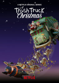 ดูหนังออนไลน์ฟรี A Trash Truck Christmas (2020) แทรชทรัค คู่หูมอมแมมฉลองคริสต์มาส หนังเต็มเรื่อง หนังมาสเตอร์ ดูหนังHD ดูหนังออนไลน์ ดูหนังใหม่