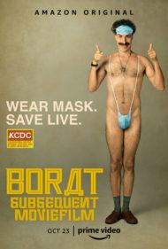 ดูหนังออนไลน์ฟรี Borat Subsequent Moviefilm (2020) โบแรต 2 สินบนสะท้านโลก หนังเต็มเรื่อง หนังมาสเตอร์ ดูหนังHD ดูหนังออนไลน์ ดูหนังใหม่