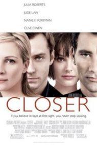 ดูหนังออนไลน์ฟรี Closer (2004) ขอหยุดไฟรักไว้ที่เธอ หนังเต็มเรื่อง หนังมาสเตอร์ ดูหนังHD ดูหนังออนไลน์ ดูหนังใหม่