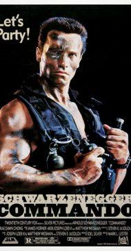 ดูหนังออนไลน์ฟรี Commando (1985) คอมมานโด หนังเต็มเรื่อง หนังมาสเตอร์ ดูหนังHD ดูหนังออนไลน์ ดูหนังใหม่