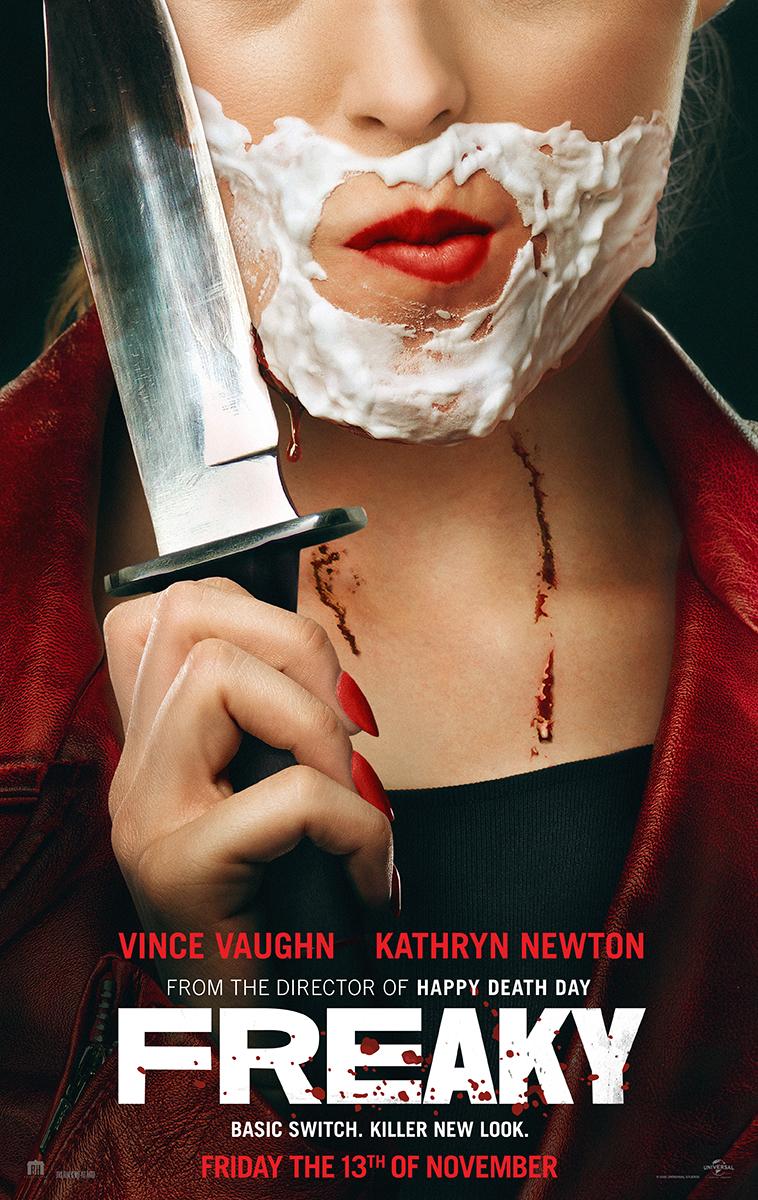 ดูหนังออนไลน์ฟรี Freaky (2020) สลับร่างฆ่า ล่าป่วนเมือง หนังเต็มเรื่อง หนังมาสเตอร์ ดูหนังHD ดูหนังออนไลน์ ดูหนังใหม่