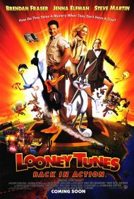 ดูหนังออนไลน์ฟรี Looney Tunes Back in Action (2003) ลูนี่ย์ ทูนส์ รวมพลพรรคผจญภัยสุดโลก หนังเต็มเรื่อง หนังมาสเตอร์ ดูหนังHD ดูหนังออนไลน์ ดูหนังใหม่