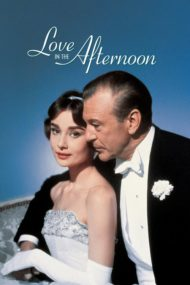 ดูหนังออนไลน์ฟรี Love in the Afternoon (1957) หนังเต็มเรื่อง หนังมาสเตอร์ ดูหนังHD ดูหนังออนไลน์ ดูหนังใหม่