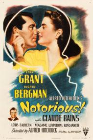 ดูหนังออนไลน์ฟรี Notorious (1946) หนังเต็มเรื่อง หนังมาสเตอร์ ดูหนังHD ดูหนังออนไลน์ ดูหนังใหม่