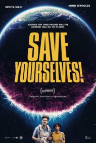 ดูหนังออนไลน์ฟรี Save Yourselves (2020) หนังเต็มเรื่อง หนังมาสเตอร์ ดูหนังHD ดูหนังออนไลน์ ดูหนังใหม่