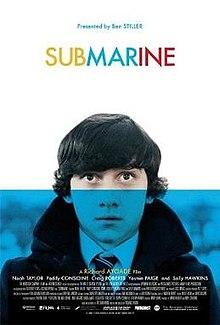 ดูหนังออนไลน์ฟรี Submarine (2011) สิ่งมีชีวิตที่เรียกว่าวัยรุ่น หนังเต็มเรื่อง หนังมาสเตอร์ ดูหนังHD ดูหนังออนไลน์ ดูหนังใหม่