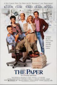 ดูหนังออนไลน์ฟรี The Paper (1994) นักข่าวขออื้อฉาวซะหน่อย หนังเต็มเรื่อง หนังมาสเตอร์ ดูหนังHD ดูหนังออนไลน์ ดูหนังใหม่