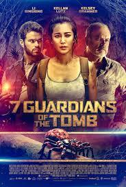 ดูหนังออนไลน์ฟรี 7 Guardian Of The Tomb (2018) ขุมทรัพย์โคตรแมงมุม หนังเต็มเรื่อง หนังมาสเตอร์ ดูหนังHD ดูหนังออนไลน์ ดูหนังใหม่