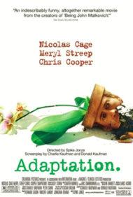 ดูหนังออนไลน์ฟรี Adaptation (2002) แฝดนอกบท หนังเต็มเรื่อง หนังมาสเตอร์ ดูหนังHD ดูหนังออนไลน์ ดูหนังใหม่