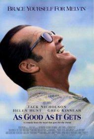 ดูหนังออนไลน์ฟรี As Good as It Gets (1997) เพียงเธอ..รักนี้ดีสุดแล้ว หนังเต็มเรื่อง หนังมาสเตอร์ ดูหนังHD ดูหนังออนไลน์ ดูหนังใหม่