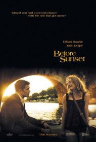 ดูหนังออนไลน์ฟรี Before Sunset (2004) ตะวันไม่สิ้นแสง แรงรักไม่จาง หนังเต็มเรื่อง หนังมาสเตอร์ ดูหนังHD ดูหนังออนไลน์ ดูหนังใหม่