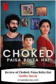 ดูหนังออนไลน์ฟรี Choked Paisa Bolta Hai (2020) กระอัก หนังเต็มเรื่อง หนังมาสเตอร์ ดูหนังHD ดูหนังออนไลน์ ดูหนังใหม่