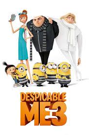 ดูหนังออนไลน์ฟรี Despicable Me 3 (2017) มิสเตอร์แสบ ร้ายเกินพิกัด 3 หนังเต็มเรื่อง หนังมาสเตอร์ ดูหนังHD ดูหนังออนไลน์ ดูหนังใหม่