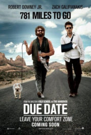 ดูหนังออนไลน์ฟรี Due Date (2010) คู่แปลก ทริปป่วน ร่วมไปให้ทันคลอด หนังเต็มเรื่อง หนังมาสเตอร์ ดูหนังHD ดูหนังออนไลน์ ดูหนังใหม่