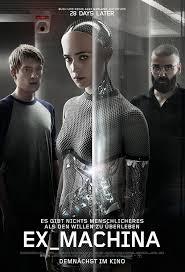 ดูหนังออนไลน์ฟรี Ex Machina (2015) พิศวาสจักรกลอันตราย หนังเต็มเรื่อง หนังมาสเตอร์ ดูหนังHD ดูหนังออนไลน์ ดูหนังใหม่