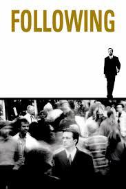 ดูหนังออนไลน์ฟรี Following (1999) อาชญกรรมฝังเขี้ยวซ่อนรอย หนังเต็มเรื่อง หนังมาสเตอร์ ดูหนังHD ดูหนังออนไลน์ ดูหนังใหม่
