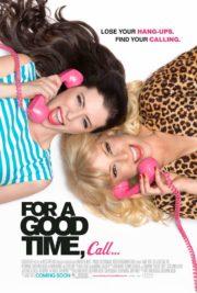ดูหนังออนไลน์ฟรี For a Good Time Call (2012) คู่ว้าวสาวเซ็กซ์โฟน หนังเต็มเรื่อง หนังมาสเตอร์ ดูหนังHD ดูหนังออนไลน์ ดูหนังใหม่