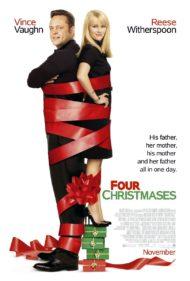 ดูหนังออนไลน์ฟรี Four Christmases (2008) คู่รักอลวนลุยคริสต์มาสอลเวง หนังเต็มเรื่อง หนังมาสเตอร์ ดูหนังHD ดูหนังออนไลน์ ดูหนังใหม่