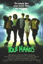 ดูหนังออนไลน์ฟรี Idle Hands (1999) ผีขยัน มือขยี้ หนังเต็มเรื่อง หนังมาสเตอร์ ดูหนังHD ดูหนังออนไลน์ ดูหนังใหม่