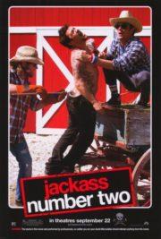 ดูหนังออนไลน์ฟรี Jackass Number Two (2006) แจ๊กแอส ภาค 2 หนังเต็มเรื่อง หนังมาสเตอร์ ดูหนังHD ดูหนังออนไลน์ ดูหนังใหม่