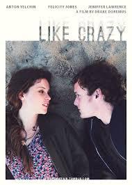 ดูหนังออนไลน์ฟรี Like Crazy (2011) รักแรก รักแท้ รักเดียว หนังเต็มเรื่อง หนังมาสเตอร์ ดูหนังHD ดูหนังออนไลน์ ดูหนังใหม่