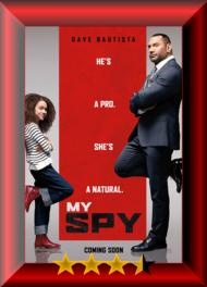 ดูหนังออนไลน์ฟรี MY SPY (2020) พยัคฆ์ร้าย สปายแสบ หนังเต็มเรื่อง หนังมาสเตอร์ ดูหนังHD ดูหนังออนไลน์ ดูหนังใหม่