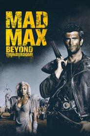 ดูหนังออนไลน์ฟรี Mad Max 3 Beyond Thunderdome (1985) แมดแม็กซ์ 3  โดมบันลือโลก หนังเต็มเรื่อง หนังมาสเตอร์ ดูหนังHD ดูหนังออนไลน์ ดูหนังใหม่
