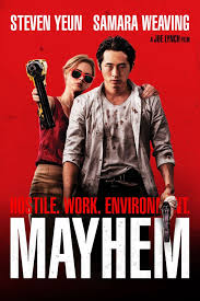 ดูหนังออนไลน์ฟรี Mayhem (2017) เชื้อคลั่ง พนักงานพันธุ์โหด หนังเต็มเรื่อง หนังมาสเตอร์ ดูหนังHD ดูหนังออนไลน์ ดูหนังใหม่