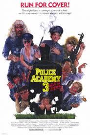 ดูหนังออนไลน์ฟรี Police Academy 3 (1986) โปลิศจิตไม่ว่าง ภาค 3 หนังเต็มเรื่อง หนังมาสเตอร์ ดูหนังHD ดูหนังออนไลน์ ดูหนังใหม่