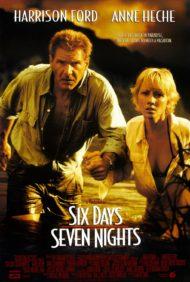 ดูหนังออนไลน์ฟรี Six Days Seven Nights (1998) 7 คืนหาดสวรรค์ 6 วันอันตราย หนังเต็มเรื่อง หนังมาสเตอร์ ดูหนังHD ดูหนังออนไลน์ ดูหนังใหม่