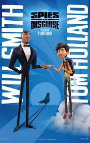ดูหนังออนไลน์ฟรี Spies in disguise (2020) ยอดสปายสายพราง หนังเต็มเรื่อง หนังมาสเตอร์ ดูหนังHD ดูหนังออนไลน์ ดูหนังใหม่