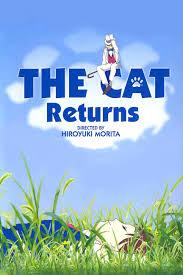 ดูหนังออนไลน์ฟรี The Cat Returns (2002) เจ้าแมวยอดนักสืบ หนังเต็มเรื่อง หนังมาสเตอร์ ดูหนังHD ดูหนังออนไลน์ ดูหนังใหม่