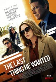 ดูหนังออนไลน์ฟรี The Last Thing He Wanted (2020) คำสั่งตาย หนังเต็มเรื่อง หนังมาสเตอร์ ดูหนังHD ดูหนังออนไลน์ ดูหนังใหม่