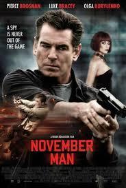 ดูหนังออนไลน์ฟรี The November Man (2014) พลิกเกมส์ฆ่า ล่าพยัคฆ์ร้าย หนังเต็มเรื่อง หนังมาสเตอร์ ดูหนังHD ดูหนังออนไลน์ ดูหนังใหม่