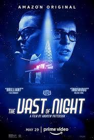ดูหนังออนไลน์ฟรี The Vast of Night (2020) เดอะ แวสต์ ออฟ ไนต์ หนังเต็มเรื่อง หนังมาสเตอร์ ดูหนังHD ดูหนังออนไลน์ ดูหนังใหม่
