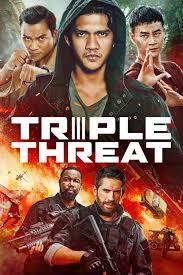 ดูหนังออนไลน์ฟรี Triple Threat (2019) สามโหดมหากาฬ หนังเต็มเรื่อง หนังมาสเตอร์ ดูหนังHD ดูหนังออนไลน์ ดูหนังใหม่