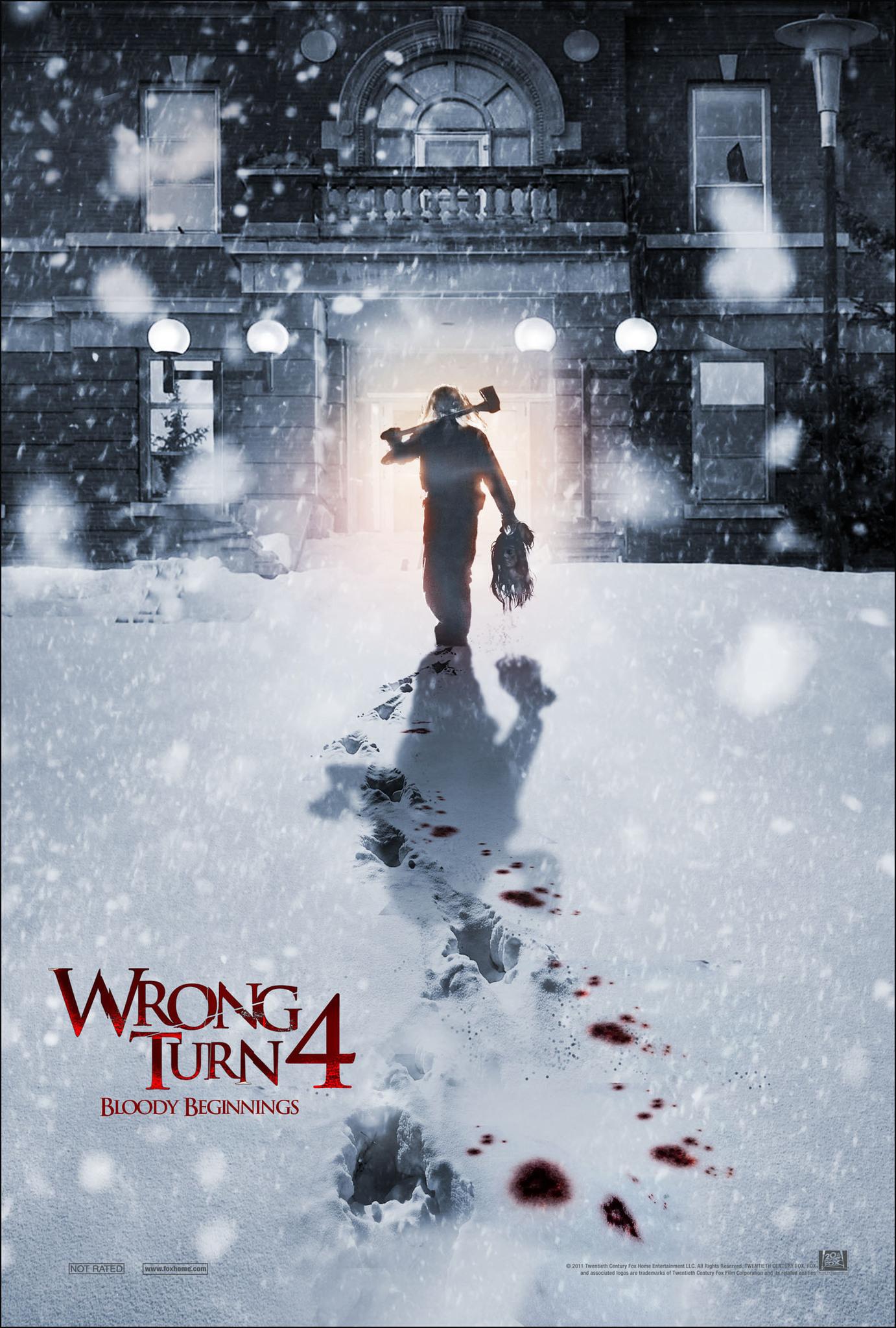 ดูหนังออนไลน์ฟรี Wrong Turn 4 Bloody Beginnings (2011) ปลุกโหดโรงเชือดสยอง หนังเต็มเรื่อง หนังมาสเตอร์ ดูหนังHD ดูหนังออนไลน์ ดูหนังใหม่