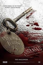 ดูหนังออนไลน์ฟรี Wrong Turn 6 Last Resort (2014) รีสอร์ทอำมหิต หนังเต็มเรื่อง หนังมาสเตอร์ ดูหนังHD ดูหนังออนไลน์ ดูหนังใหม่