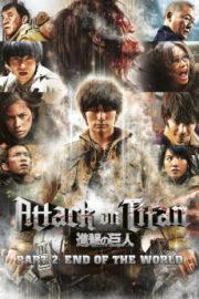 ดูหนังออนไลน์ฟรี Attack on Titan Part 2 (2015) ศึกอวสานพิภพไททัน หนังเต็มเรื่อง หนังมาสเตอร์ ดูหนังHD ดูหนังออนไลน์ ดูหนังใหม่