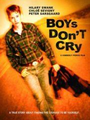 ดูหนังออนไลน์ฟรี Boys Don't Cry (1999) ผู้ชายนี่หว่า ยังไงก็ไม่ร้องไห้ หนังเต็มเรื่อง หนังมาสเตอร์ ดูหนังHD ดูหนังออนไลน์ ดูหนังใหม่