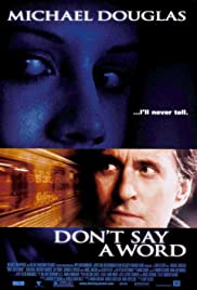 ดูหนังออนไลน์ฟรี Dont Say a Word (2001) ล่าเลขอำมหิต…ห้ามบอกเด็ดขาด หนังเต็มเรื่อง หนังมาสเตอร์ ดูหนังHD ดูหนังออนไลน์ ดูหนังใหม่