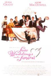 ดูหนังออนไลน์ฟรี Four Weddings and a Funeral (1994) ไปงานแต่งงาน 4 ครั้ง หัวใจนั่งเฉยไม่ได้แล้ว หนังเต็มเรื่อง หนังมาสเตอร์ ดูหนังHD ดูหนังออนไลน์ ดูหนังใหม่