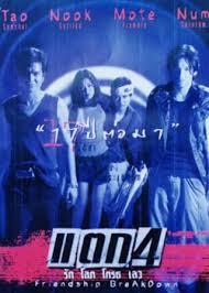 ดูหนังออนไลน์ฟรี Friendship Breakdown (1999) แตก 4 รัก โลภ โกรธ เลว หนังเต็มเรื่อง หนังมาสเตอร์ ดูหนังHD ดูหนังออนไลน์ ดูหนังใหม่
