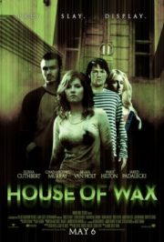 ดูหนังออนไลน์HD House of Wax (2005) บ้านหุ่นผี หนังเต็มเรื่อง หนังมาสเตอร์ ดูหนังHD ดูหนังออนไลน์ ดูหนังใหม่