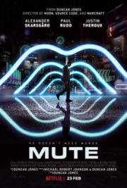 ดูหนังออนไลน์ฟรี Mute (2018) มิวท์ หนังเต็มเรื่อง หนังมาสเตอร์ ดูหนังHD ดูหนังออนไลน์ ดูหนังใหม่