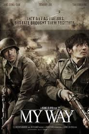 ดูหนังออนไลน์ฟรี My Way (Mai Wei) (2011) สงคราม มิตรภาพ ความรัก หนังเต็มเรื่อง หนังมาสเตอร์ ดูหนังHD ดูหนังออนไลน์ ดูหนังใหม่