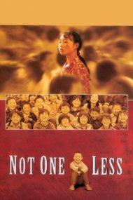 ดูหนังออนไลน์ฟรี Not One Less (1999) ครูตัวน้อย หัวใจไม่น้อย หนังเต็มเรื่อง หนังมาสเตอร์ ดูหนังHD ดูหนังออนไลน์ ดูหนังใหม่