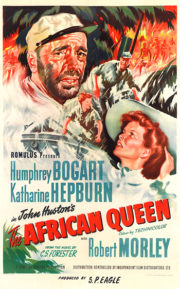 ดูหนังออนไลน์ฟรี The African Queen (1951) แอฟริกันควีน เรือตอร์ปิโดมรณะ หนังเต็มเรื่อง หนังมาสเตอร์ ดูหนังHD ดูหนังออนไลน์ ดูหนังใหม่