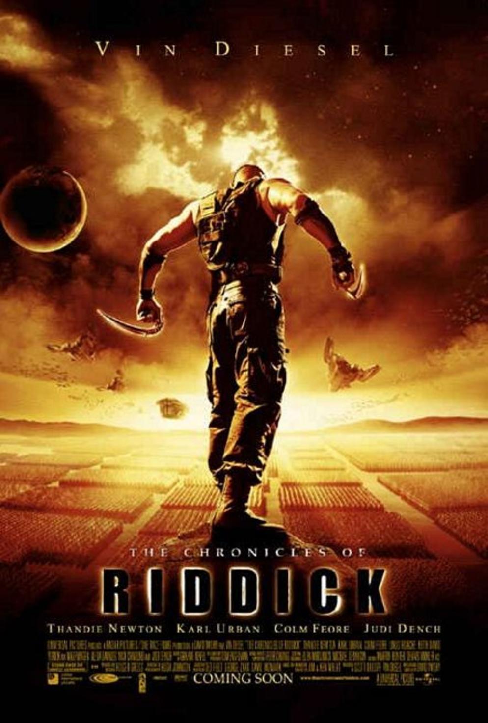 ดูหนังออนไลน์HD The Chronicles of Riddick (2004) ริดดิค หนังเต็มเรื่อง หนังมาสเตอร์ ดูหนังHD ดูหนังออนไลน์ ดูหนังใหม่